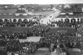 Widok na rynek z wie�y stra�y po�arnej - 1938 r.