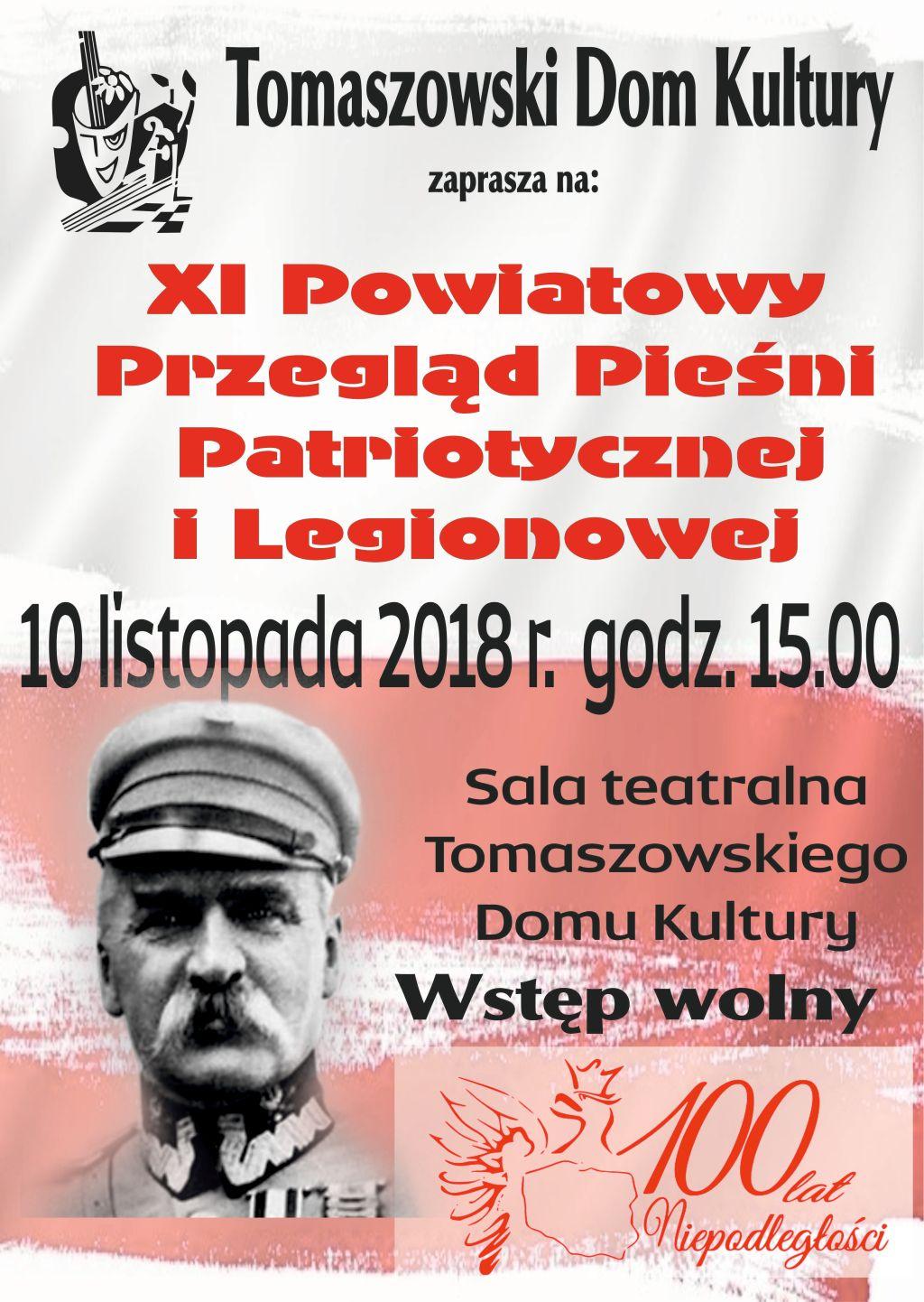 XI Przegląd Pieśni Patriotycznej i Legionowej